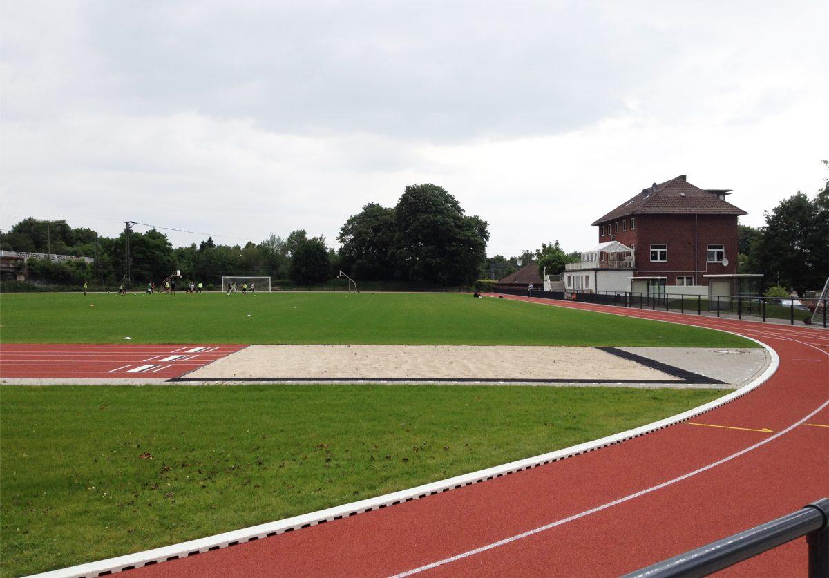Eisenbahner Sportverein 1927 e.V. Münster, Münster