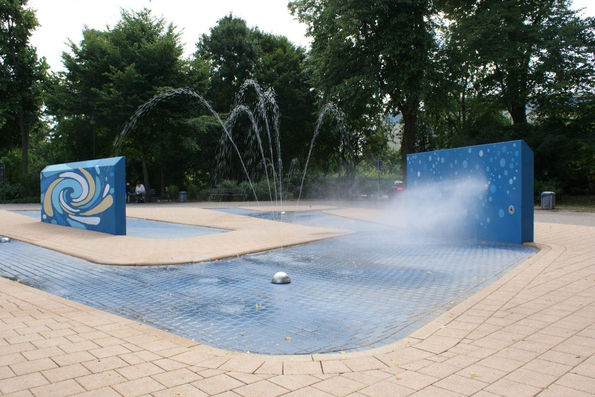 Neue Bilker Wasserwelten, Düsseldorf