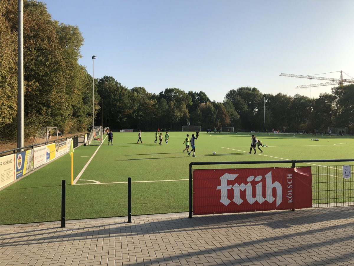 Sportanlage Wuppertaler Straße, Köln