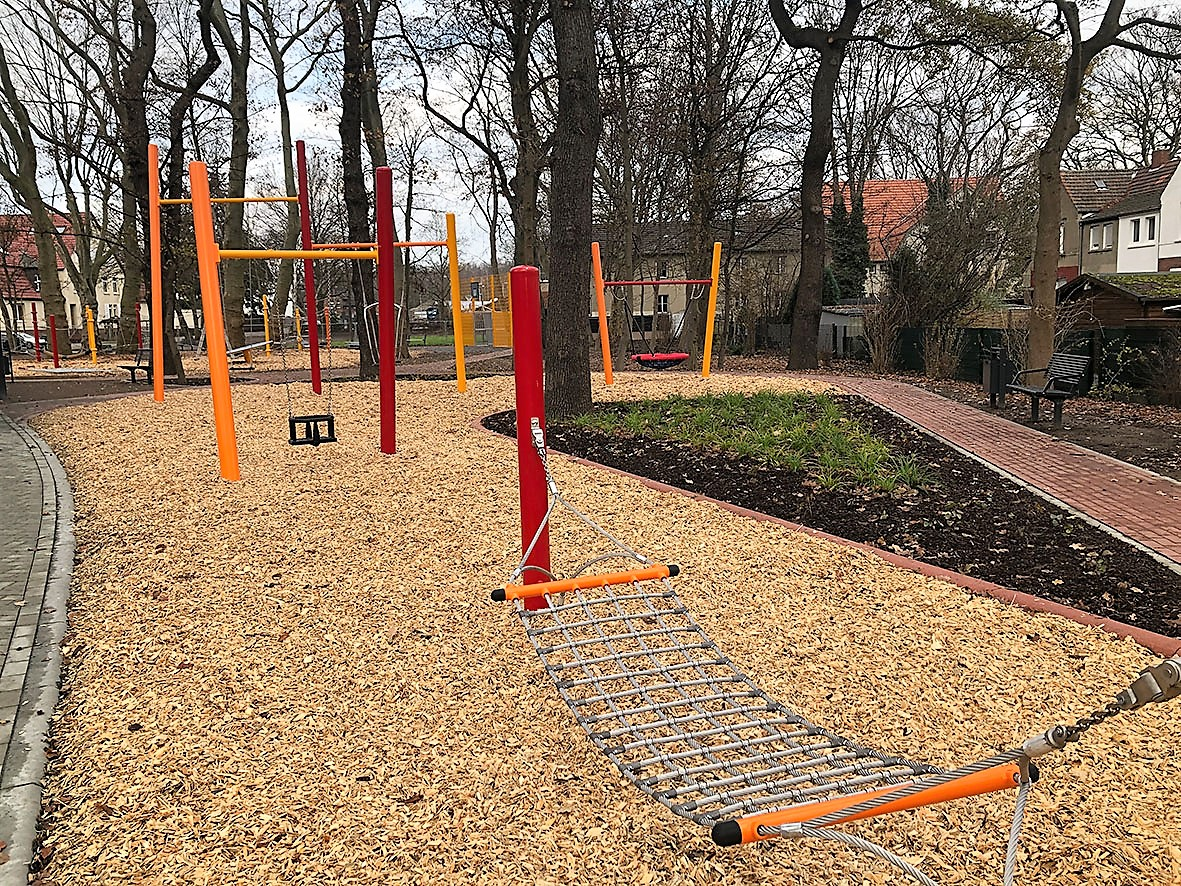 Spielplatz Alter Postweg, Lünen