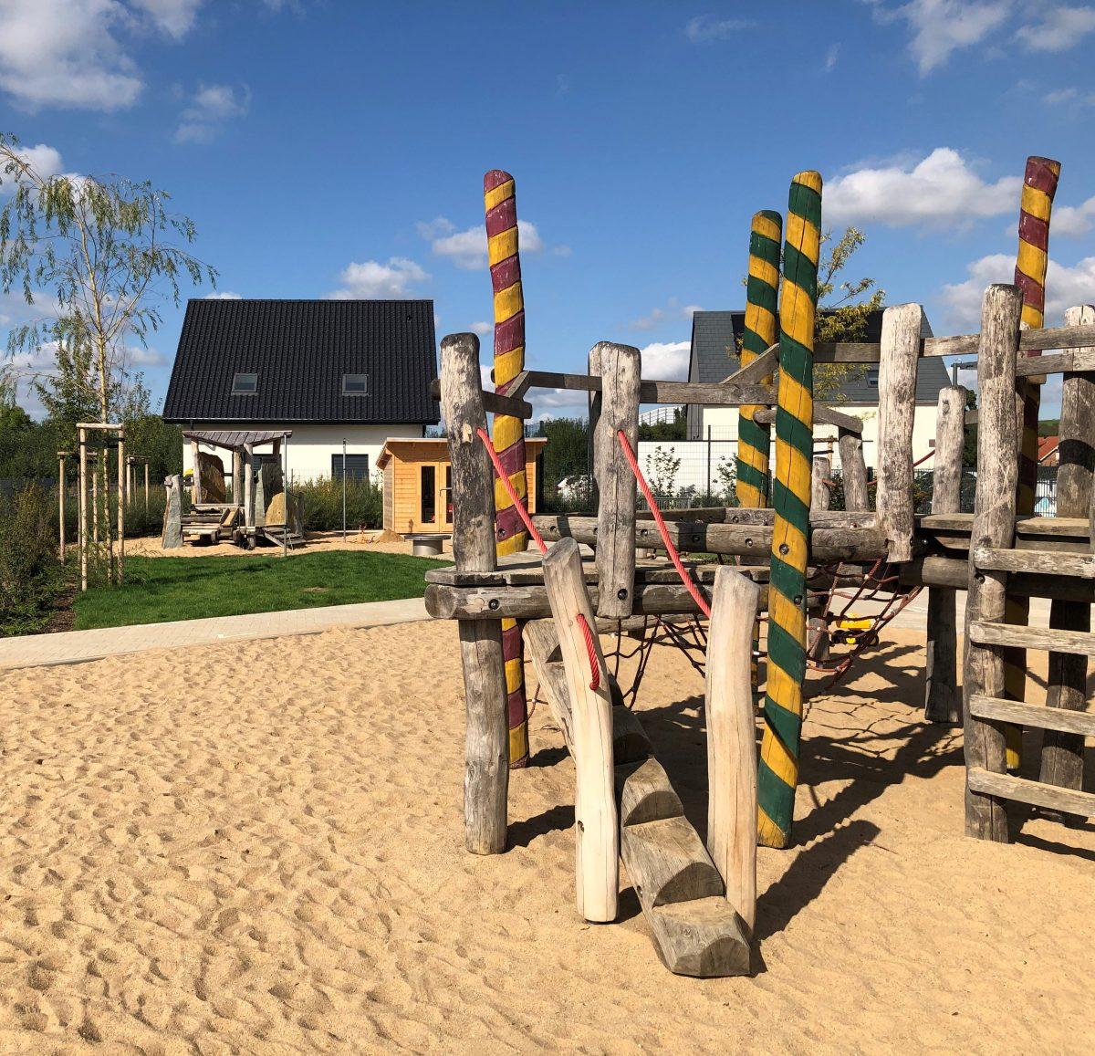 Kindertagesstätte Blausteinsweg, Neuss